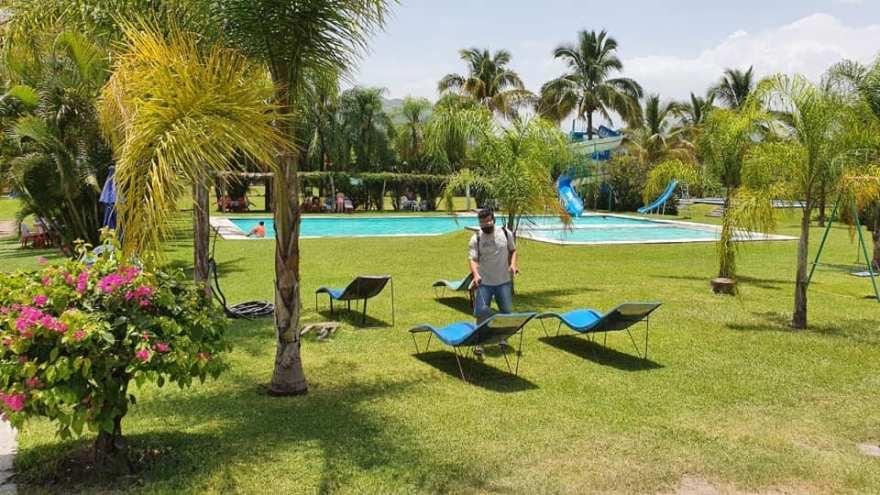 Balneario Mares en Yautepec - Morelos: Ubicación, precios y servicios del balneario