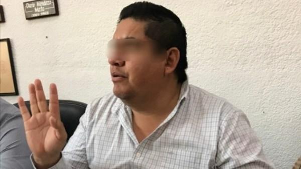 Imputan por corrupción a ex presidente municipal de Zacatepec en Morelos que otorgó mas de 600 mil pesos para una obra que nunca se hizo