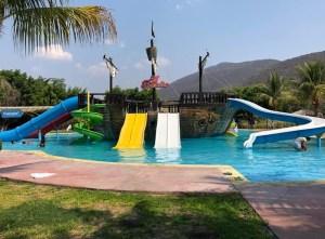 Balneario El Paraiso en Jojutla - Morelos: ubicación, precios y servicios del balneario