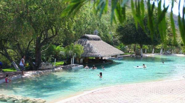 Parque Acuático Aventura Las Huertas en Tlaquiltenango - Morelos: Ubicación, Precios y Servicios del balneario