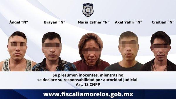 AIC imputa a cinco personas por descuartizar a un hombre en Zacatepec en el año 2019