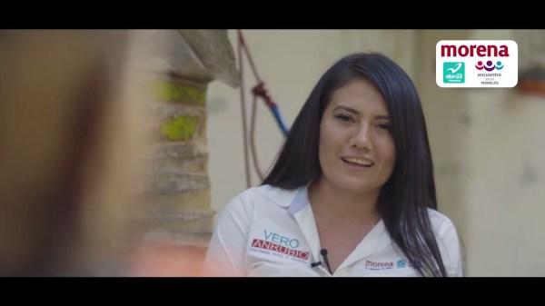 Verónica Anrrubio Kempis Ganadora de la Diputación del Distrito 10 - Morelos | Resultados En Candidaturas Elecciones 2021 del Municipio Ayala
