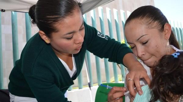 ¡Hasta el sábado! La vacunación de niños entre 0 y 8 años culmina el 19 de junio. Te decimos a dónde acudir en Zacatepec
