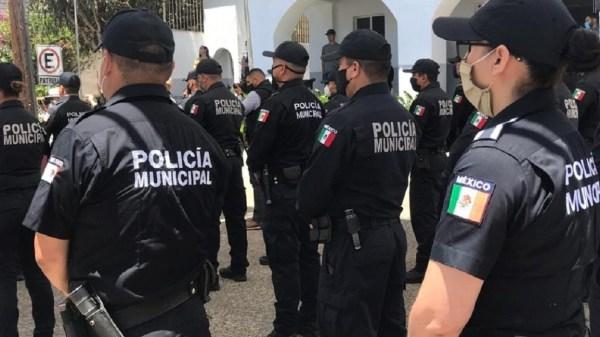 Policía de Temixco imputados - Fiscalía Anticorrupción - Morelos
