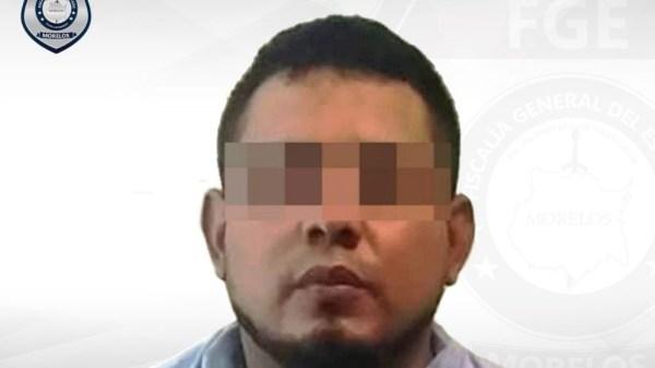 """7 meses de prisión para """"El Mocho"""" luego de ser detenido en 2019 en Puente de Ixtla con 20 dosis de marihuana y en posesión de un arma de fuego. Tiene antecedentes de feminicidio y homicidio en Morelos"""