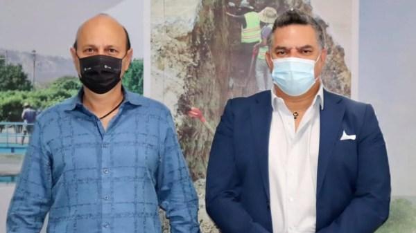 Rodrigo Arredondo gestiona ante CEAGUA las obras para garantizar el agua potable en colonias de Cuautla