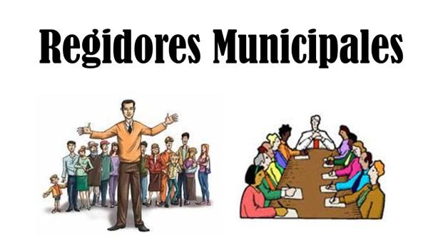 Regidores Municipales