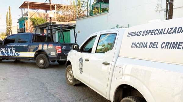 Supuesto indigente asesinado a golpes en el poblado de Acatlipa en Temixco