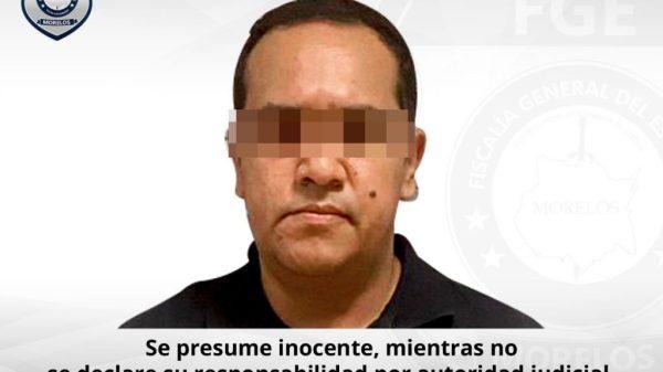 Dictan preventiva a psicólogo de Cuernavaca por abusar sexualmente de una mujer que acudió a consulta por depresión