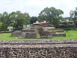 Zona arqueológica Teopanzolco