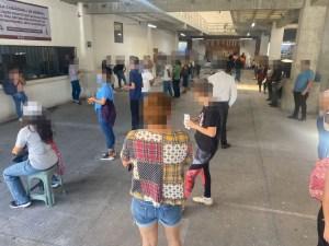 Aplican pruebas antigénicas para detectar Covid-19 en ayuntamiento de Jojutla. 26 personas dieron positivo el día de ayer