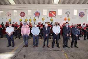 Bomberos de Cuernavaca recibirán donación de camiones por parte del ayuntamiento de Minneapolis