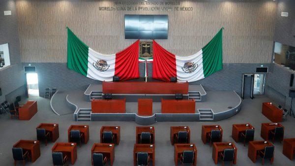LIV Legislatura del Congreso de Morelos