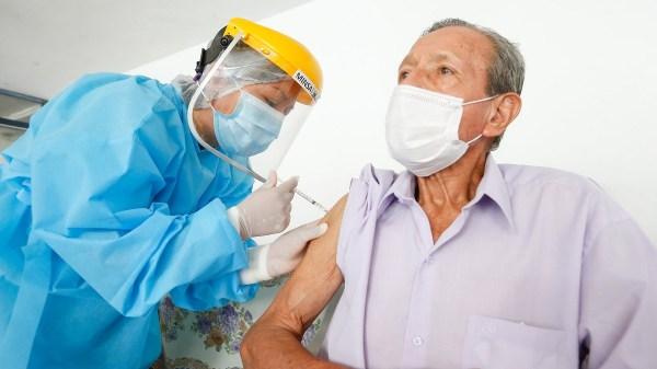 Este fin de semana aplicarán segunda dosis de la vacuna contra COVID19 para la población de 50 a 59 años del municipio de Zacatepec