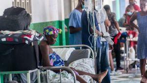 Terremoto en Haití: Contabilizan 2 mil 189 muertos y 12 mil 268 heridos