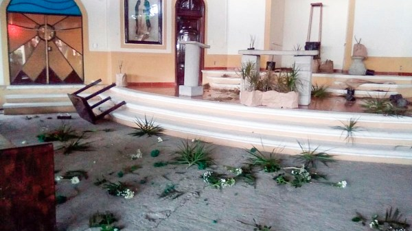 Atacan iglesias de Morelos en menos de 1 semana