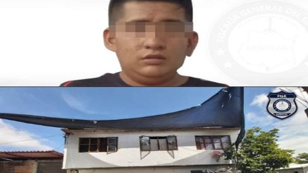 """Detenido """"El Chuki"""" por decapitar a un hombre en Puente de Ixtla"""