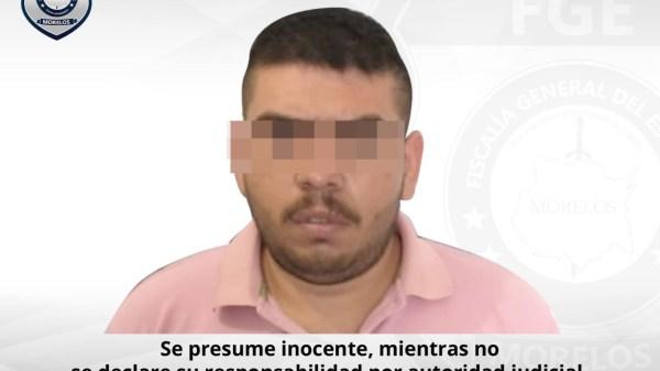 """Arrestan a alias """"el Komander"""" en Tlaquiltenango por los delitos de homicidio y narcomenudeo"""