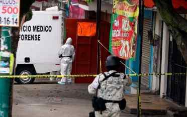 """Nuevo activista asesinado en Morelos A balazos le quitaron la vida a """"El Chepe"""" en la puerta de su casa de gestión"""