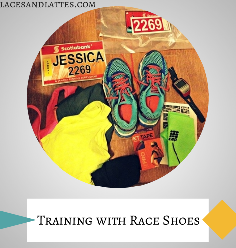 Training with Race Shoes (1)