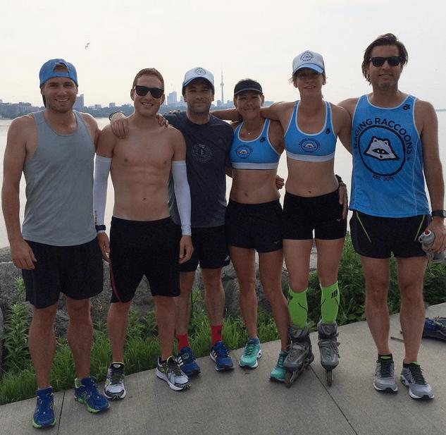 Roller blading is NOT better than running