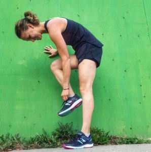 How to stay sane when you stop regular training (and the Amazing Grass giveaway winner!)