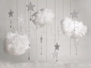 Heaven Themed Photography Backdrop