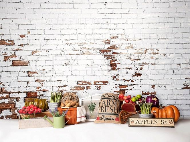 Farmers Market photo backdrop