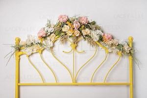Fairytale flower Headboard