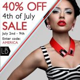 4th of July SALE at laceybdesigns.com
