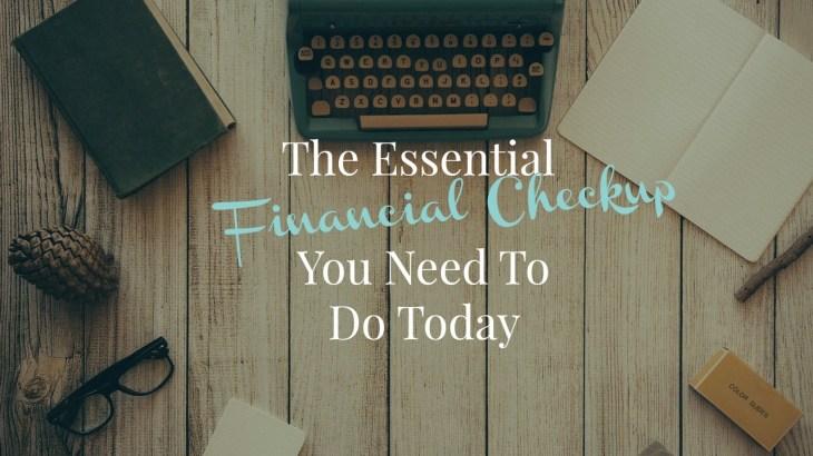 financial checkup