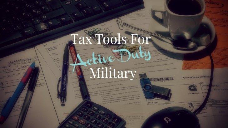 tax tools