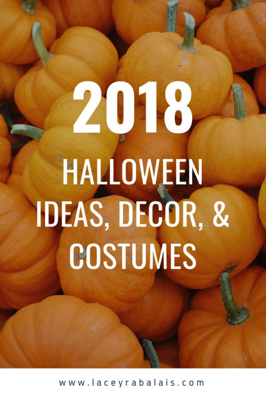 Halloween Decor & Costume Ideas
