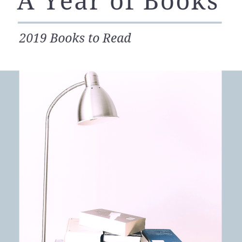 Books for 2019