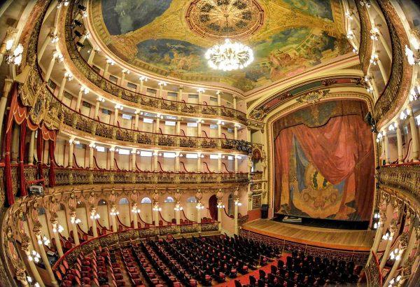 Teatro Amazonas, Manaus (Brazil) | LAC Geo