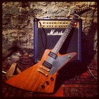 Test Guitare - Gibson Explorer, une guitare iconique