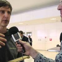 Guitare ergonomique - Interview Ola Strandberg - @MusikMesse
