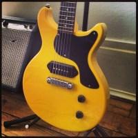 La SRLP DC Study de @SR_Guitars