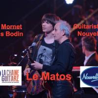 Le matos des guitaristes de la @NouvelleStar
