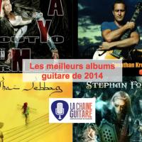 Les meilleurs albums guitare de 2014