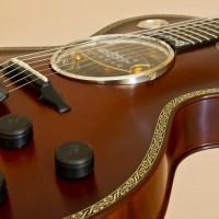 Juha Ruokangas - Luthier de la guitare Capitaine Némo et créateur du Valvebucker