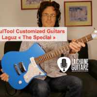 Laguz «The Special» de Soultool Customized Guitars