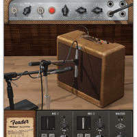 Plugin Universal Audio Tweed Deluxe '55 Fender