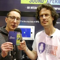 Interview sous-titrée en français de Justin d'Elixir Strings - Optiweb