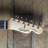 Test Guitare - Mojo Classic Ruokangas - Une Telecaster venue de Finlande