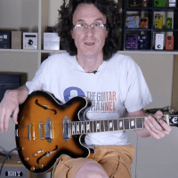 Test Guitare - Epiphone Casino ES-330
