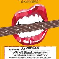 Guitare en Scène 2017 - Un beau programme, un espace guitare et des masterclass !