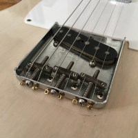Fender Telecaster top loader 1958 - Guitares d'Exception Matthieu Lucas
