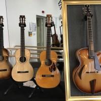 Interview luthier Pierre Bertrand - Festival de Guitare de Puteaux 2017