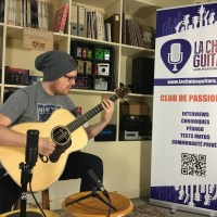 Interview Antoine Dufour - Guitariste fingerstyle aux accordages multicolores